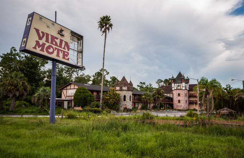 Viking Motel Photo 2017 Bullet Www Abandonedfl